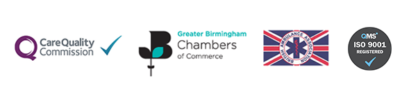 Care Quality Commission / Birmingham Chamber of Commerce Group / British Ambulance Association